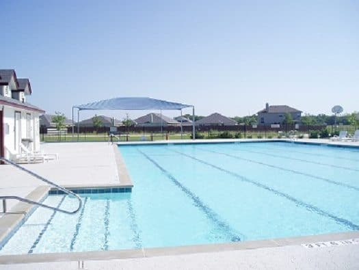 Hutto HOA pool