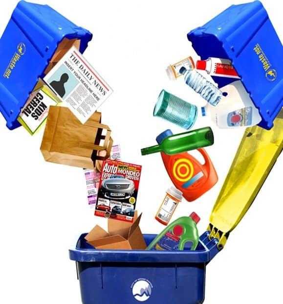 HOA Recycling
